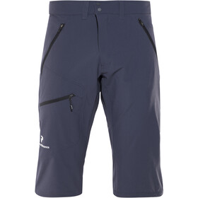 Peak Performance M's Black Light Shorts Long Dark Slate Blue